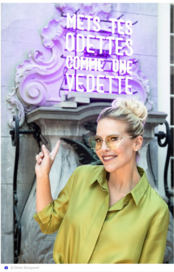 Odette Lunettes opens Temporary Store at Meir 85 //-