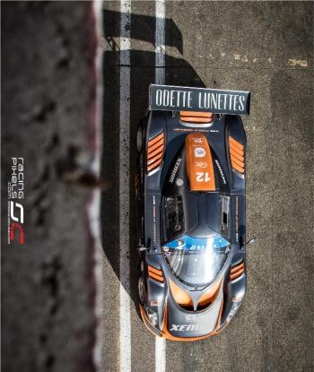 VGL Racing x Odette Lunettes //-