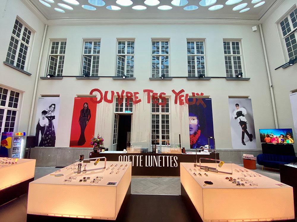 Odette Lunettes Flagship Store Antwerpen