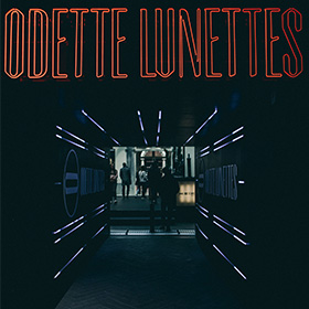 Odette Lunettes Flagship Store Antwerp